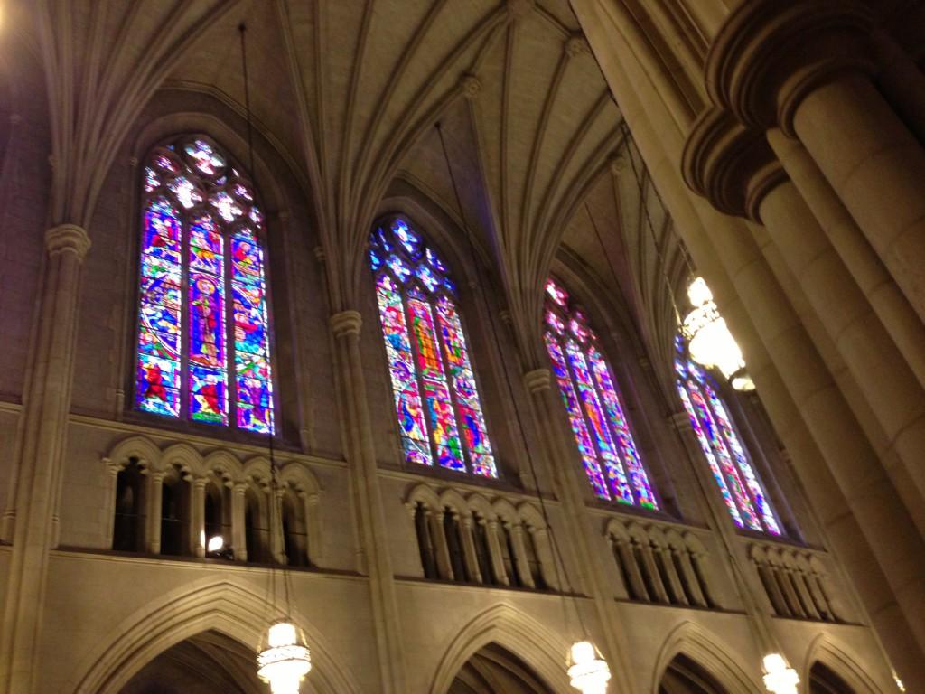 Duke Chapel Windows