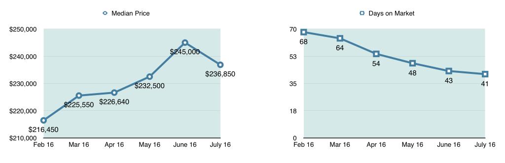 Market Indicator Trends 2016