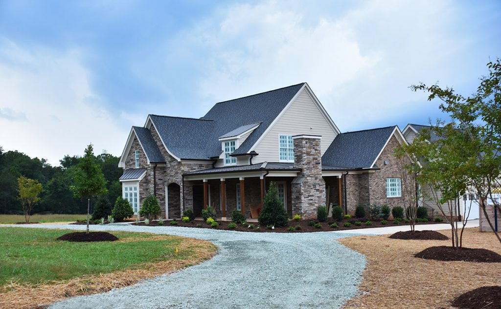 Pleasant Green Farms 2016 Parade of Homes Entry