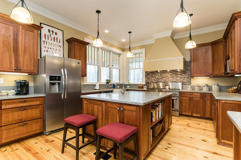 Hot kitchens - 7341 Churchill Drive