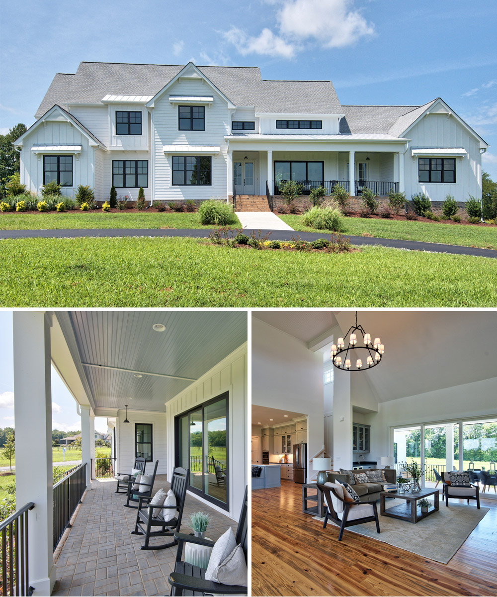 302 Southernwood Dr - Parade of Homes